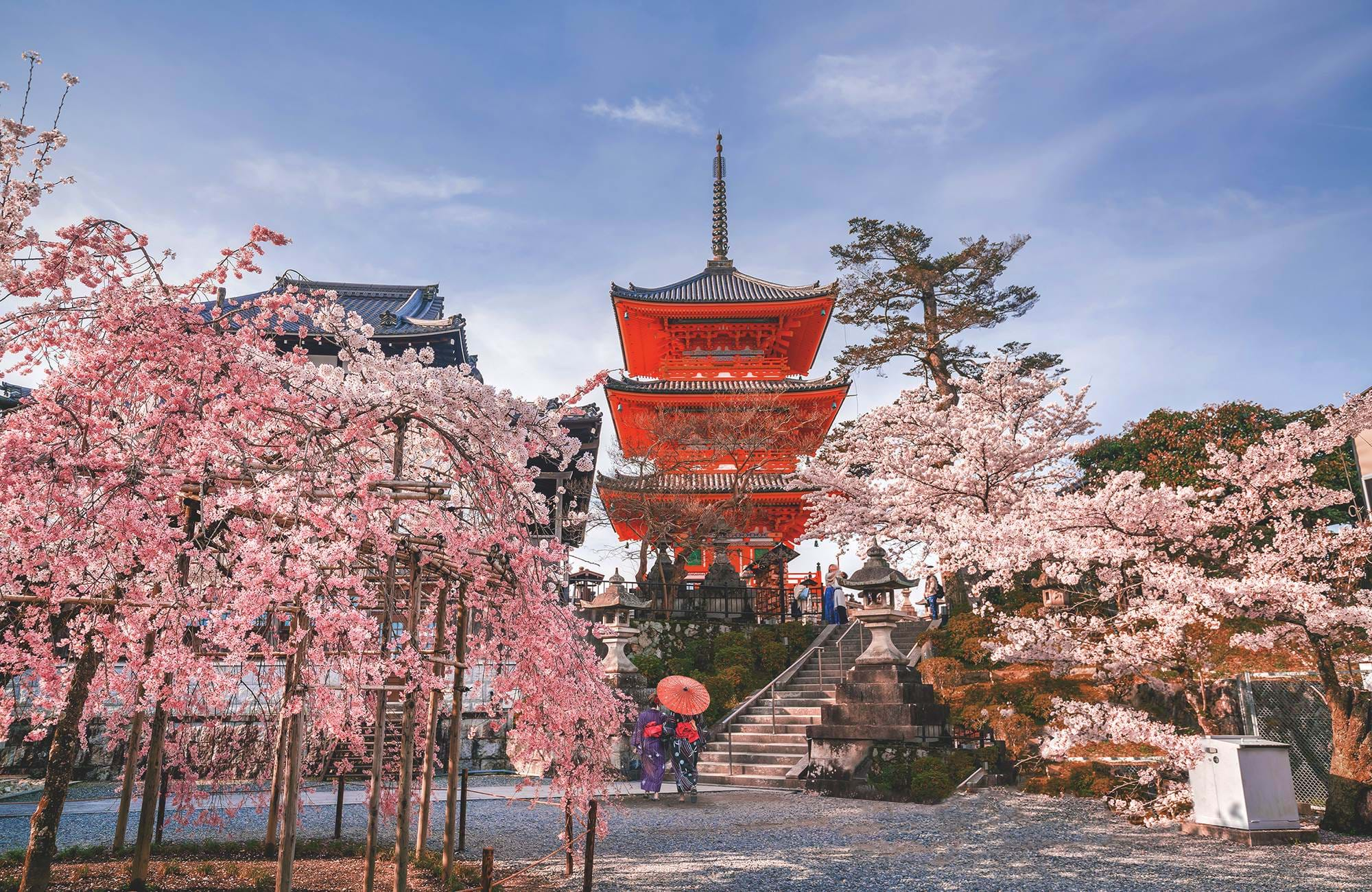 Kiyomizu Dera temple in Kyoto | Rondreizen door Japan met KILROY